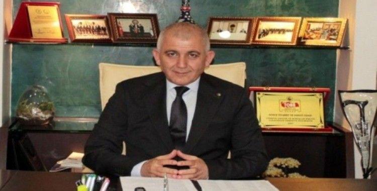 Başkan Şahin'den, Hisarcıklıoğlu'na teşekkür