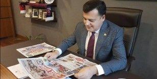 Kırklareli Milletvekili Vecdi Gündoğdu: Kırklareli çiftçisine üvey evlat muamelesi yapamazsınız!
