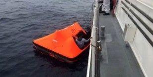 Yunan Sahil Güvenlik'i can salı ile ölüme terk etti