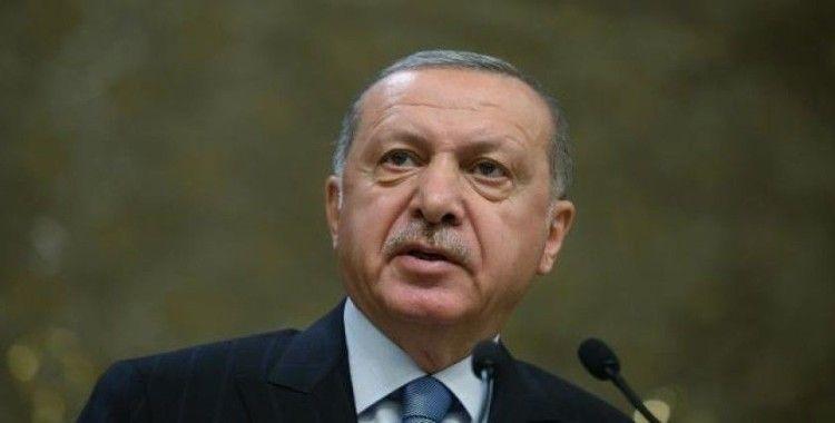 Cumhurbaşkanı Erdoğan'dan 'Hamursuz' bayram mesajı