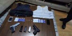 22 günde 2 cinayet işleyen zanlılar saklandıkları villada yakalandı