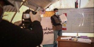 İdlib'de Kovid-19 nedeniyle başlayan uzaktan eğitimden verim alınamıyor