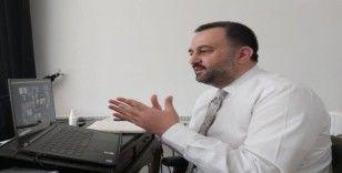 Halil İbrahim Yılmaz: ''Kapanan her veresiye defteriyle kardeşlik kazandı''