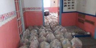Bünyan Belediyesi yardım paketlerini ihtiyaç sahiplerine ulaştırıyor