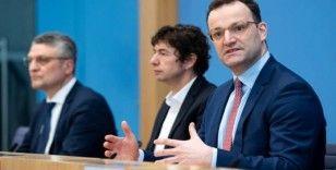 Almanya Sağlık Bakanı Spahn: 'Kurallara uyulursa, kurallar gevşetilir'