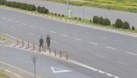 IKBY'de sokağa çıkma yasağı 1 Mayıs'a kadar uzatıldı