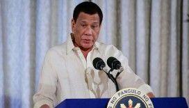 Filipinler Devlet Başkanı Duterte'den 'sıkıyönetim' uyarısı
