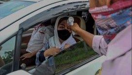Endonezya'da Kovid-19 nedeniyle tüm seyahatler yasaklandı