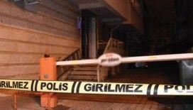 Tatvan'da bir bina karantinaya alındı