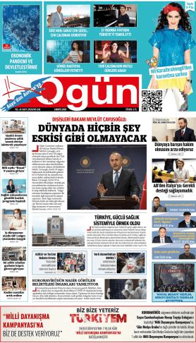 OGÜN Gazetesi Sayı:241