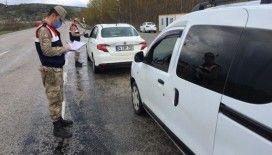 Korona günlerinde asayiş olayları yüzde 25,8 azaldı