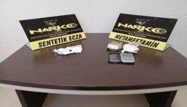Balıkesir'de 8 kişiye uyuşturucu operasyonu