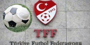 TFF'den koronavirüsle mücadele eden kulüplere geçmiş olsun mesajı