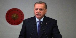 Erdoğan: Danıştay ve İdari Yargı'nın bundan sonra da fedakarca çalışmaya devam edeceğine inanıyorum