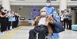 Türkiye'de Kovid-19'dan iyileşen hasta sayısı sayısı 90 bini geçti