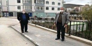 Bayburt'ta 65 yaş ve üstü vatandaşlar nefes aldı