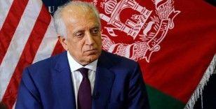 ABD'nin Afganistan Özel Temsilcisi Halilzad Pakistan'a gitti