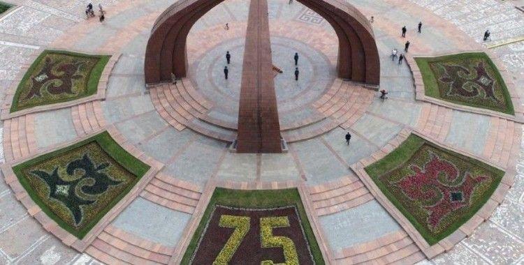 Kırgız Cumhuriyeti Ankara Büyükelçisi'nden 'Kırgızistan'da Zafer Bayramı' mesajı