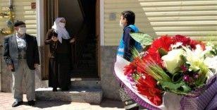 Anneler Günü'nde şehit oğlunun kabrine gitmek istedi