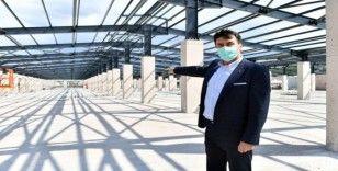 Türkiye'nin en büyük tesisi kurban bayramına hazır