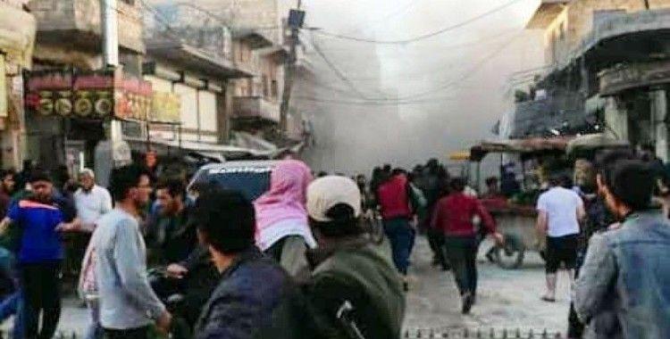Suriye'de patlama: 3 yaralı