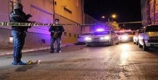 Karaman'da tekel bayisini kundaklayan kişi kaçamadan yakalandı