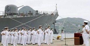 Japon savaş gemisi Orta Doğu'ya gidiyor