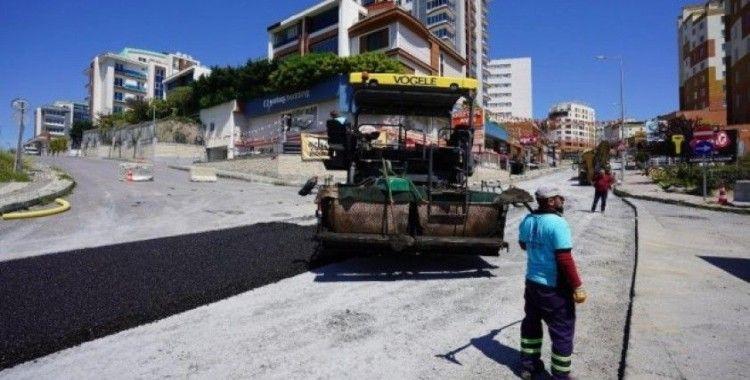 Başakşehir'de sokağa çıkma kısıtlaması fırsata dönüşüyor
