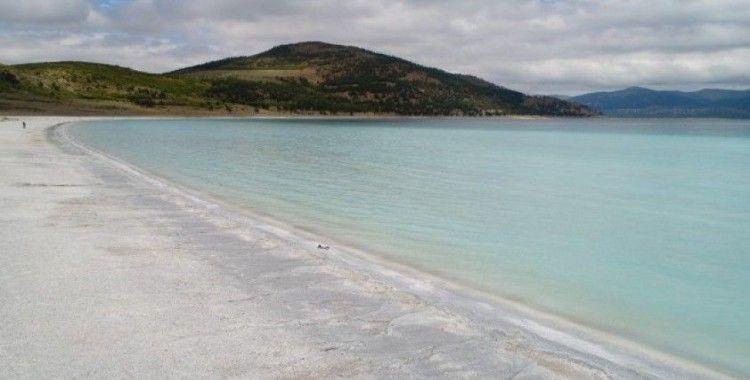 Usulsüz kum alınan 'Türkiye'nin Maldivleri' eski görüntüsüne kavuşturuldu