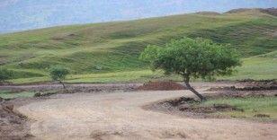Görümlü'de çevre yolu için çalışmalara başlandı