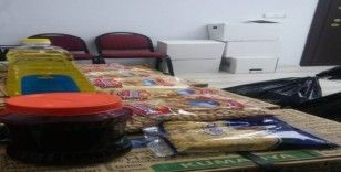Ağrı Barikat04 Taraftar Derneği 286 aileye yardım ulaştırdı