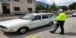 Kırkağaç'ta 68 kişiye 214 bin 200 TL ceza
