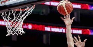 2023 FIBA Dünya Kupası 25 Ağustos-10 Eylül'de yapılacak
