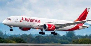 Köklü havayolu şirketi 'Avianca' iflas başvurusu yaptı