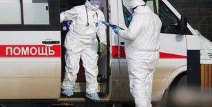 Rusya'daki hastane yangınında ölü sayısı 9'a yükseldi
