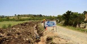 MESKİ'den 2 bin 100 rakımda içme suyu şebekesi