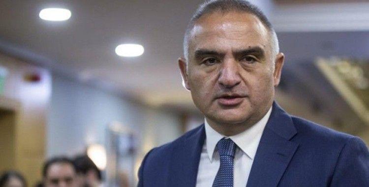 Bakan Ersoy'dan Vakıf Haftası mesajı