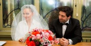 Oyuncu Didem Balçın ve Can Aydın evlendi