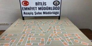 Bitlis'te 6 kişiye kumar ve sosyal mesafeye uymamaktan 26 bin TL ceza