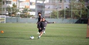 Alanyaspor'un genç futbolcusunun forma hırsı