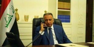 Irak Başbakanı El-Kazimi, ABD Başkanı Trump ile telefonda görüştü