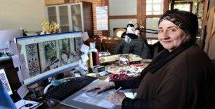 Bursa'nın ipek halılarını Oscar ödüllü sanatçı tasarlıyor