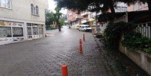 Kozluk'ta üç sokak karantinaya alındı