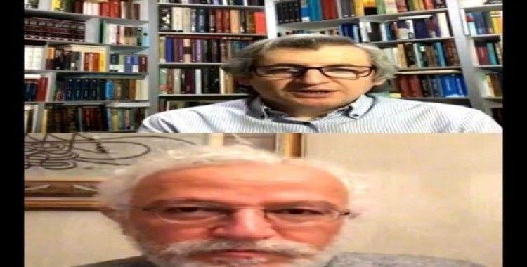 NEÜ'de sanal sergi canlı yayınla açıldı