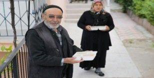 Türkiye Diyanet Vakfı'ndan 13 bin kişiye iftar paketi