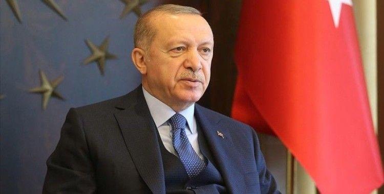 Erdoğan: Koronavirüsün kökü kazınmadığı müddetçe teyakkuz halinde bulunmayı sürdürmemiz şarttır