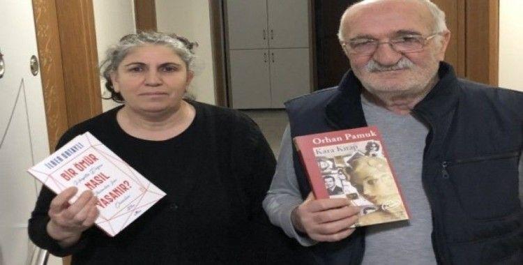 Bingöl'de evde kalanlara 2 bin adet kitap gönderildi
