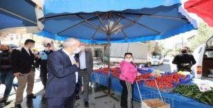 Gebze'de semt pazarları Cuma günü kurulacak
