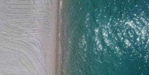 Korona virüs tedbirleri Antalya'nın denizine yaradı