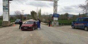 Isparta'da 2 yerleşim yerinde karantina kaldırılıyor